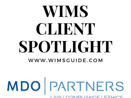 WIMS Client Spotlight: MDO Partners
