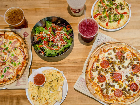 MOD PIZZA NOW OPEN IN MATTHEWS, NORTH CAROLINA  SD Holdings Opens Sixth MOD Location in N.C. with Pl