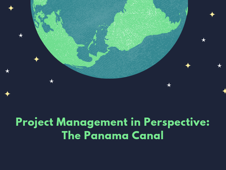 Project Management in Perspective: The Panama Canal