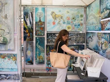 Alpharetta Arts Streetfest Returns to Alpharetta for Three Day Festival