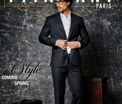 Premier 1 Entertainment announces the debut of FITAMANT®, its PremierSTYLE European custom men's sui