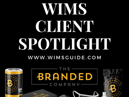 WIMS Client Spotlight: The Branded Company