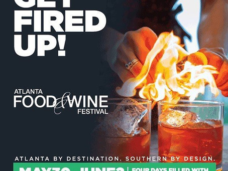 2019 Atlanta Food & Wine Festival