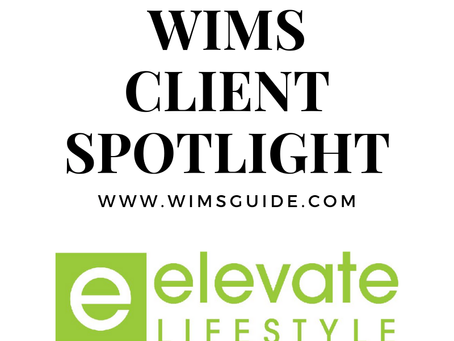 WIMS Client Spotlight: Elevate Lifestyle