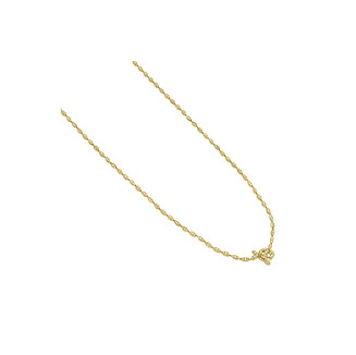 Gold Geopod Necklace
