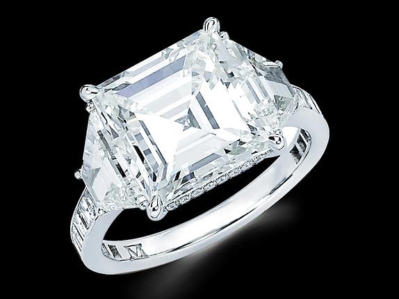 Meraki Diamond Ring