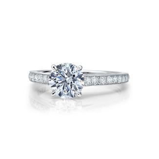 Solitare Diamond Ring