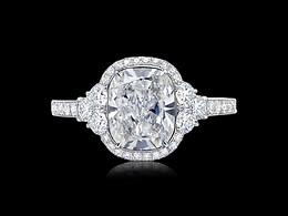 The London Diamond Ring