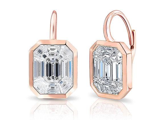 Kaleido Diamond Earrings
