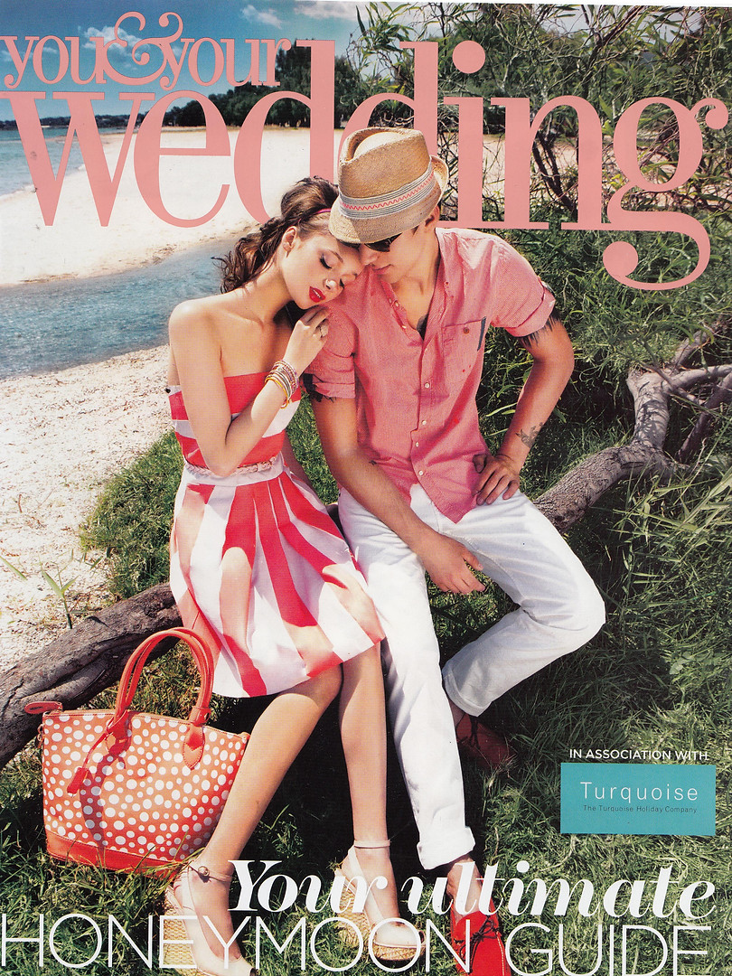 You & Your Wedding Honeymoon Guide