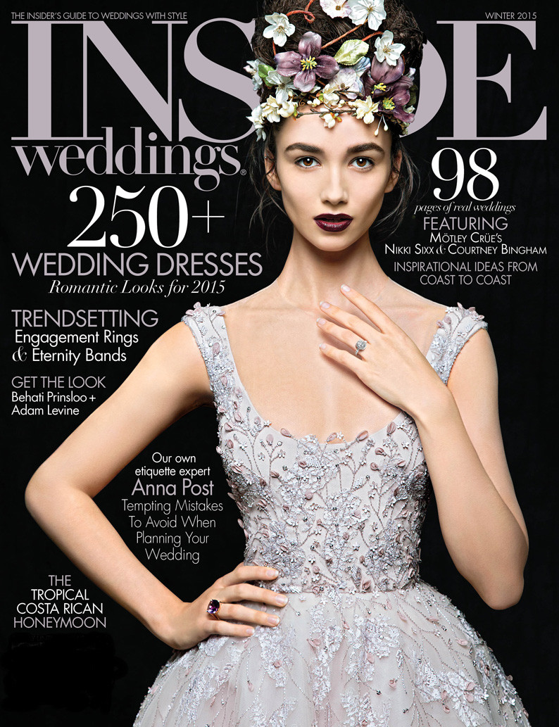 Inside Weddings Magazine Winter 2015