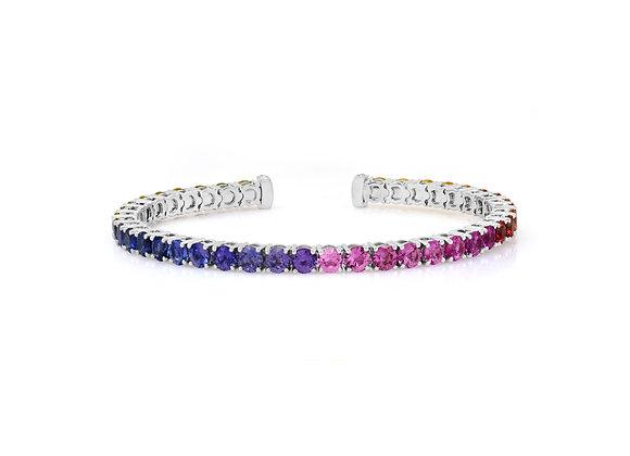 Rainbow Springwire Bracelet
