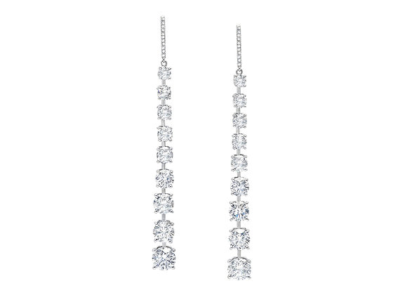 Lorinda Diamond Earrings