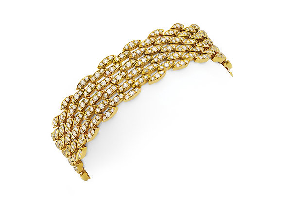 Marquise Link Bracelet