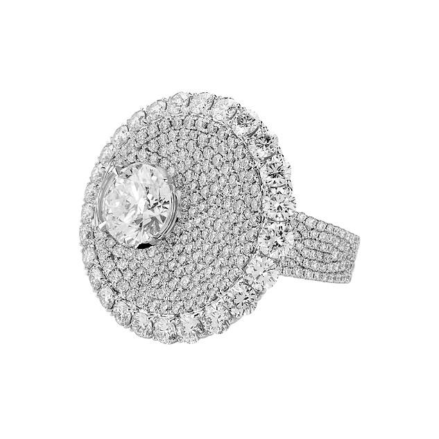 Divine Collection Diamond Ring