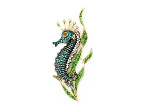 Seahorse Pin