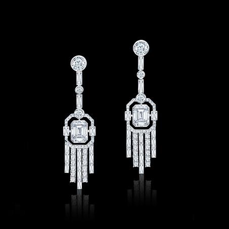 Deco Tassel Earrings