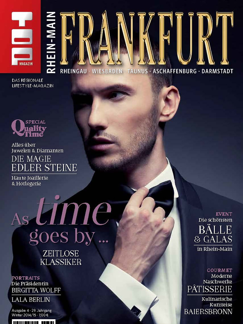 TOP Frankfurt Magazine