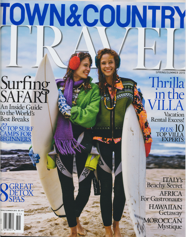 Town & Country Travel Magazine