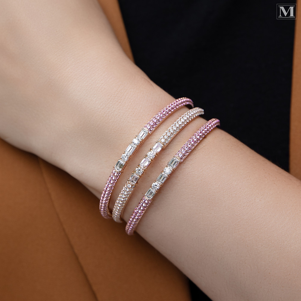 clip-on, bangles, bracelet, sapphires, diamonds, rings, bands, bridal, jewelry, luxury, shopping, fashion