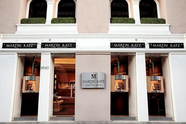 Martin Katz storefront