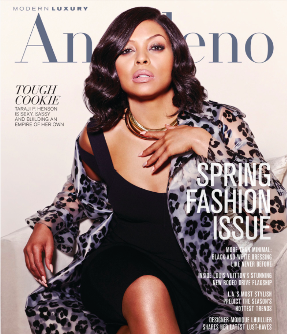 Angeleno Magazine Spring Fashion