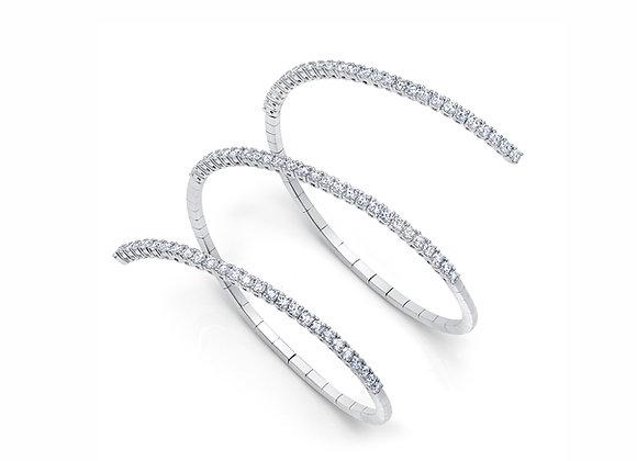 3-Row Springwire Bracelet