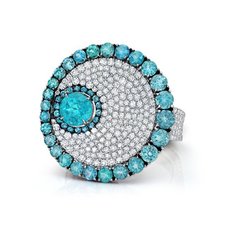 Divine Collection Paraiba Ring