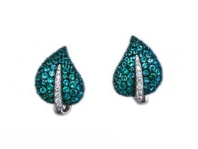 Paraiba Ivy Earrings