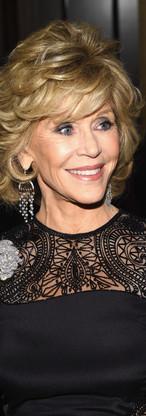 Jane+Fonda+Pre+GRAMMY+Gala+Salute+Indust
