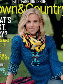 Town & Country Magazine Fall Fashion