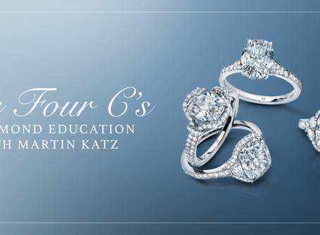 The 4 C's: A Diamond Education with Martin Katz