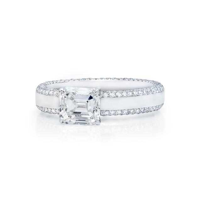 Danielle Diamond Ring