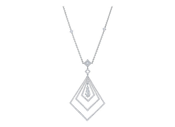 Diamond Oracle Pendant