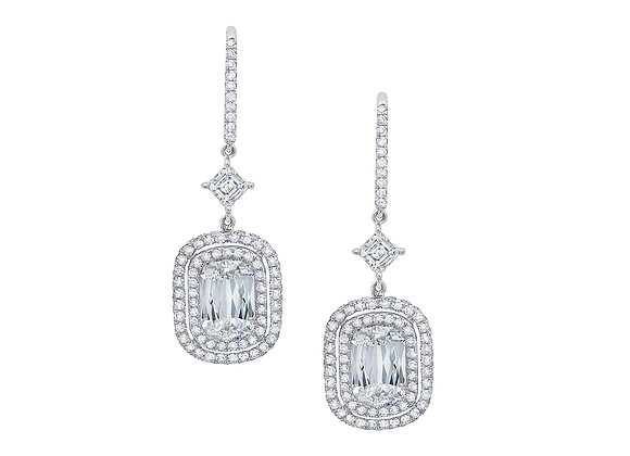 Ashoka Diamond Earrings