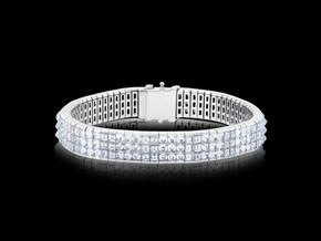 Carre Diamond Bracelet
