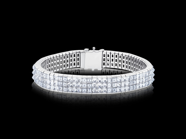 Carre Diamond Bracelet