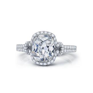 Old Miner Diamond Ring