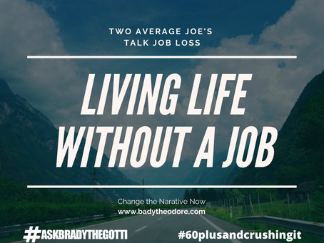 Gotti Talk Two Average Joe's on Today's Jobs Are Not Guaranteed