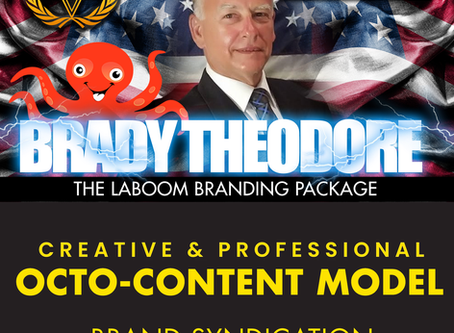 The Octo-Content Model                      Presented by The Gotti School of Branding