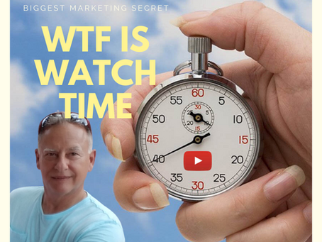 Eliminate Buyer Resistance with Watch-Time!️