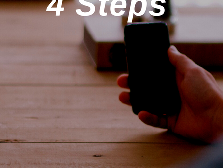Four Steps to Build Quality Connections Daily