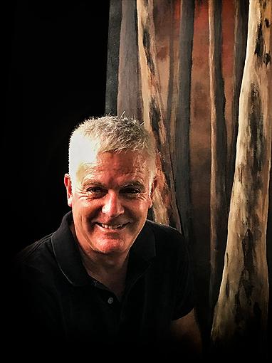 Steve Tame Colour Blind Artist