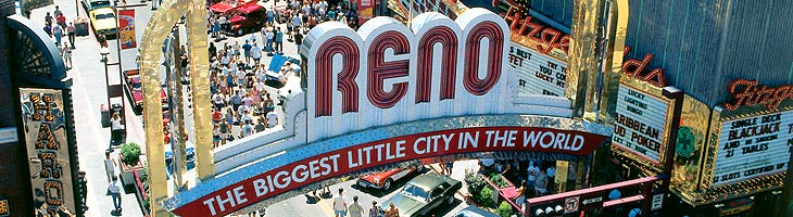 Reno and Lake Tahoe, Nevada