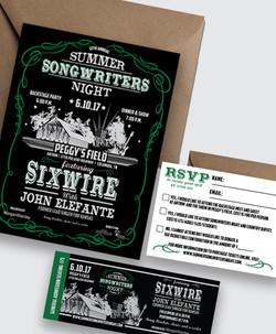 Invite collage