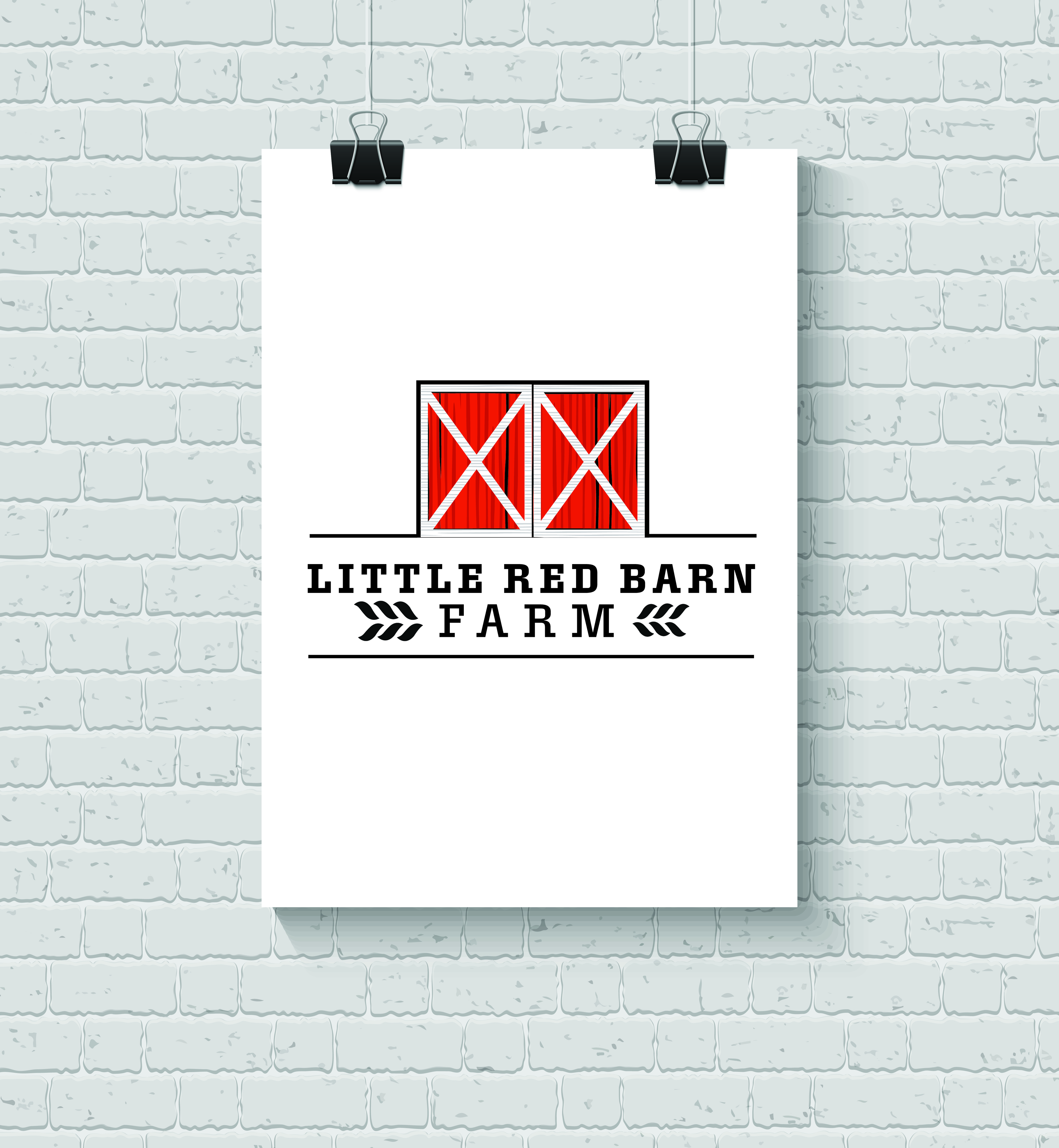 robin E little red bard logo