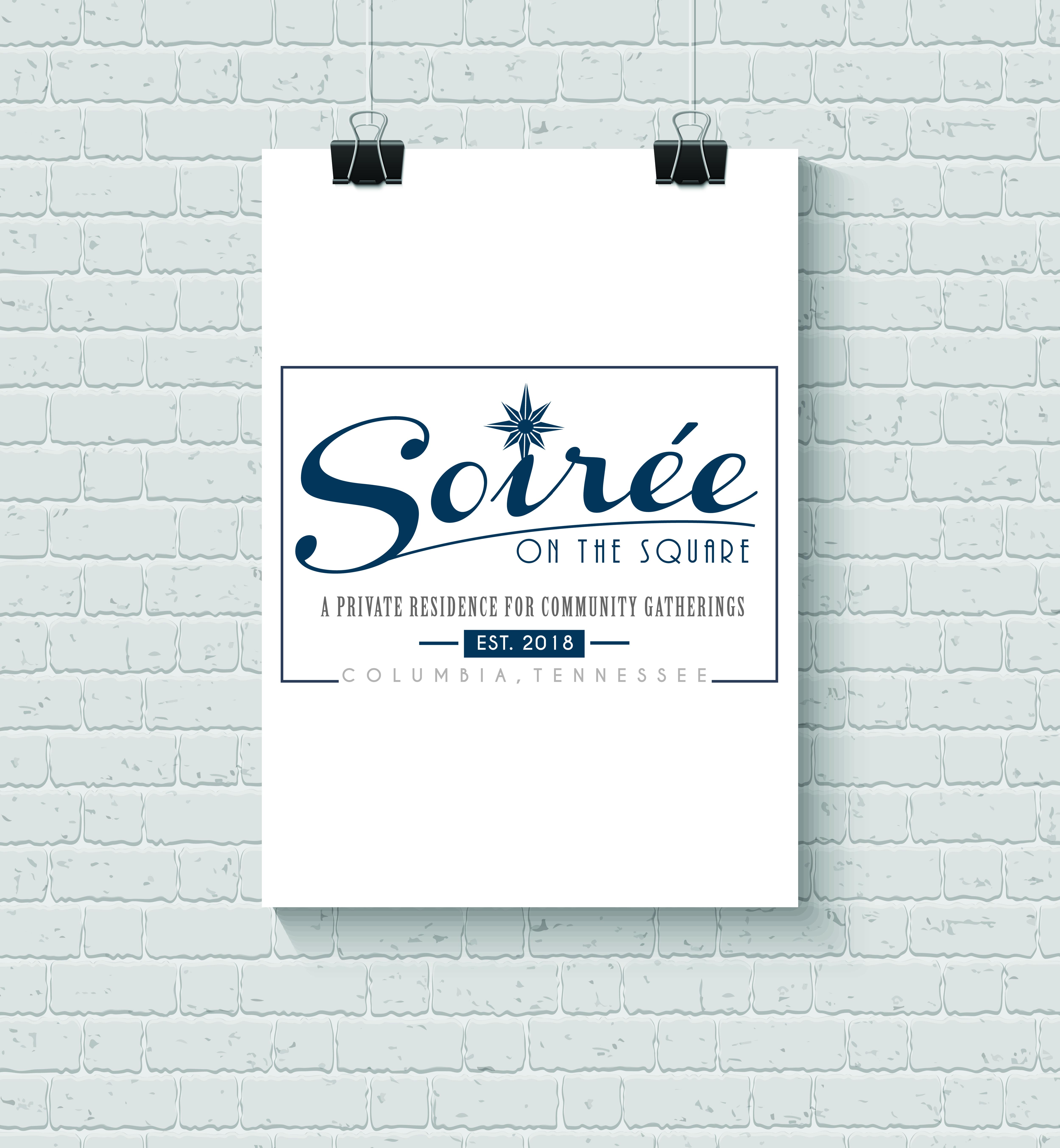 Robin E Soiree logo