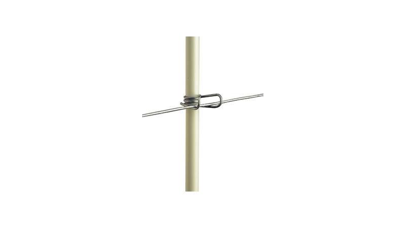 Fibreglass Post – 1250mm x 10mm
