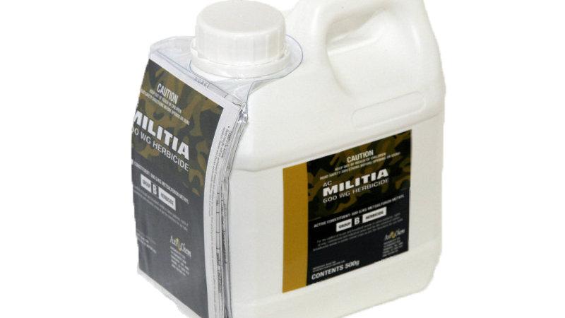 Militia 600 WG Herbicide Militia 600 WG Herbicide