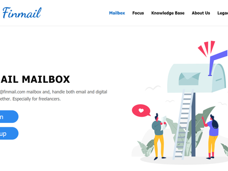 Finmail main site has been relocated